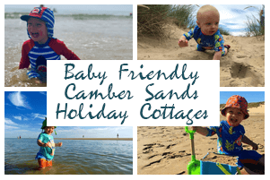 Beside the Sea Holidays - Baby Friendly Camber Sands Holiday Cottages image