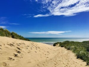 best beach near london