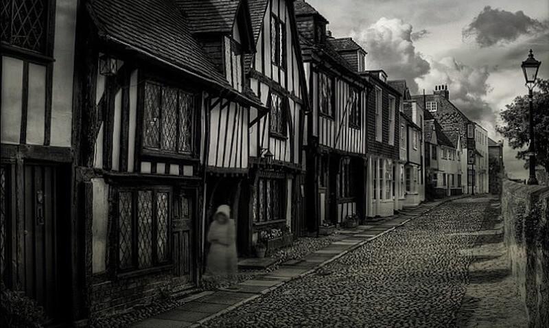 Spooky Rye