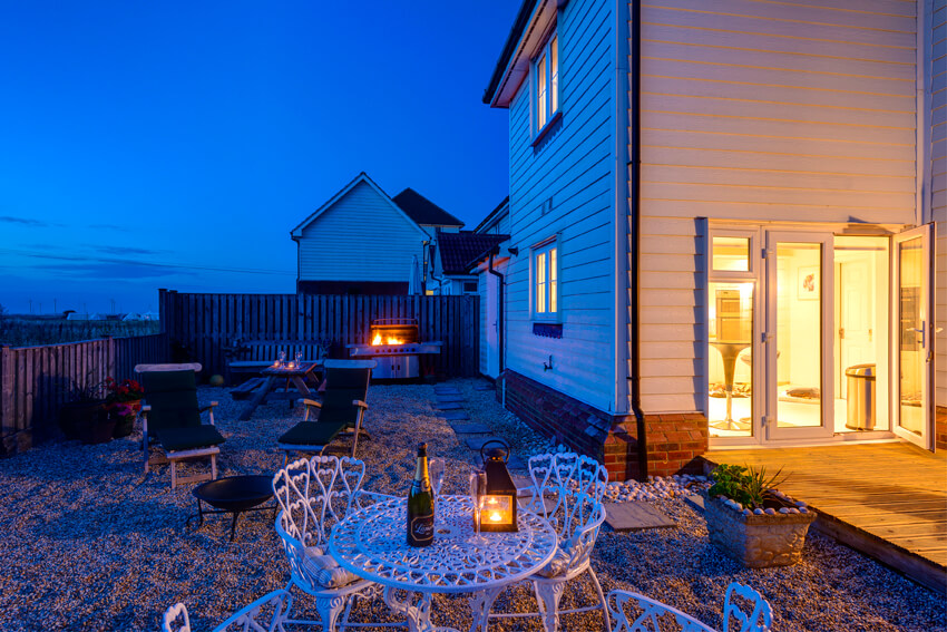 Mariners Moon, a large cottage to rent in Camber Sands, East Sussex