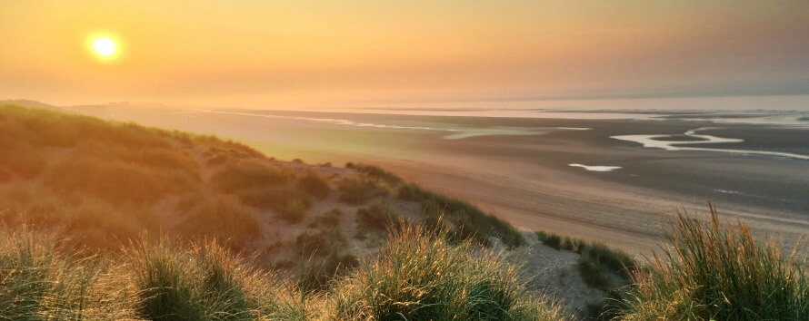 Autumn 2019 in Camber Sands