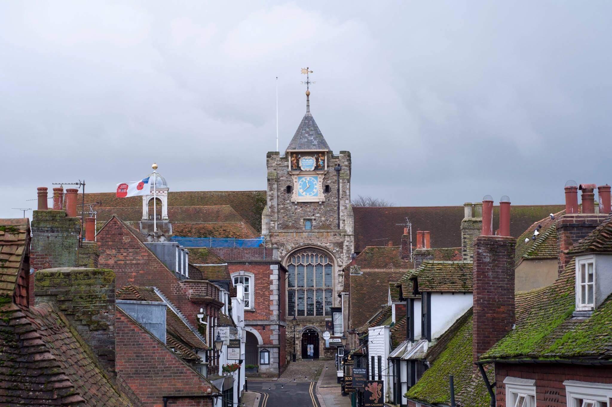 Medieval history in Rye