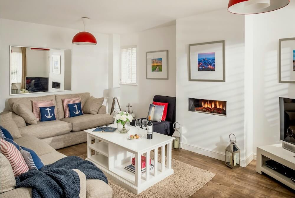 Holiday cottage for autumn 2019 in Camber Sands