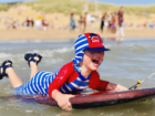 Camber Sands UK breaks with babies