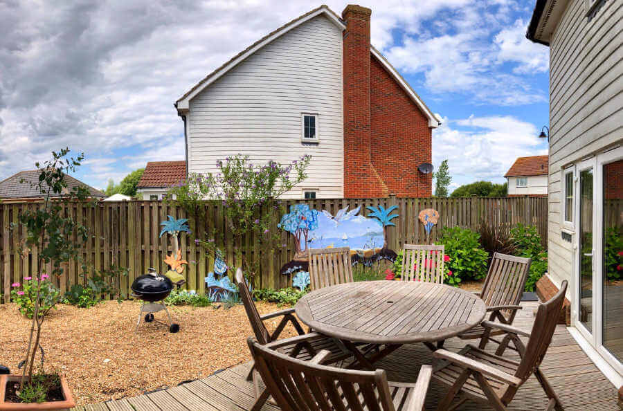 Baby-friendly accommodations UK