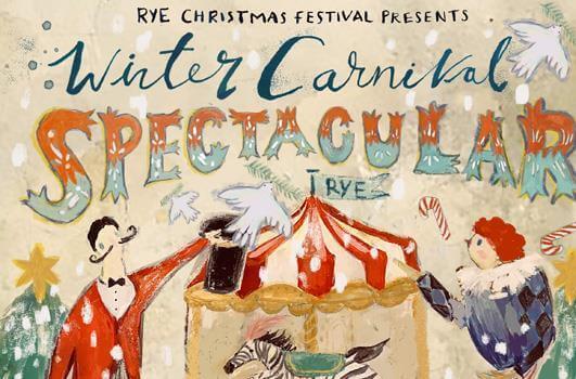 Rye Christmas spectacular