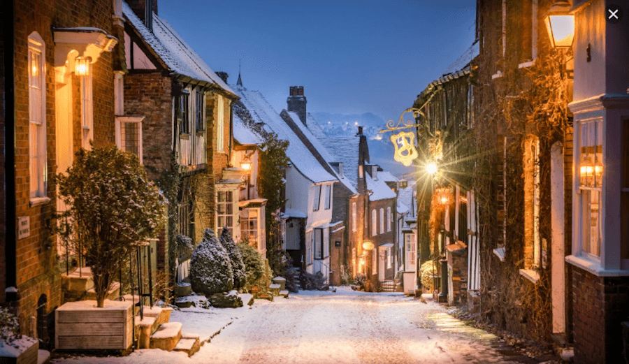 Winter 2019 in Rye