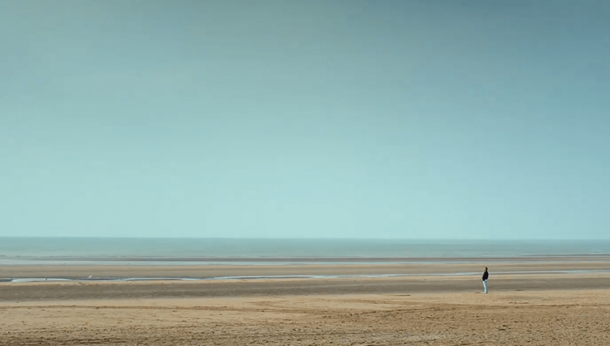Criminal filmed at Camber Sands