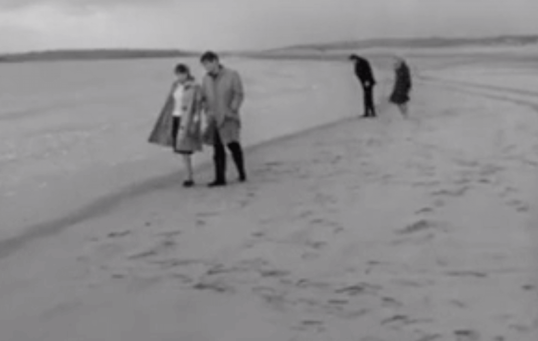 The Loneliness of the Long Distance Runner filmed at Camber Sands