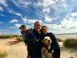 Baby friendly holiday cottages on the beach