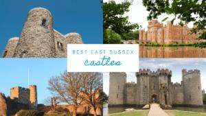 7 best East Sussex castles