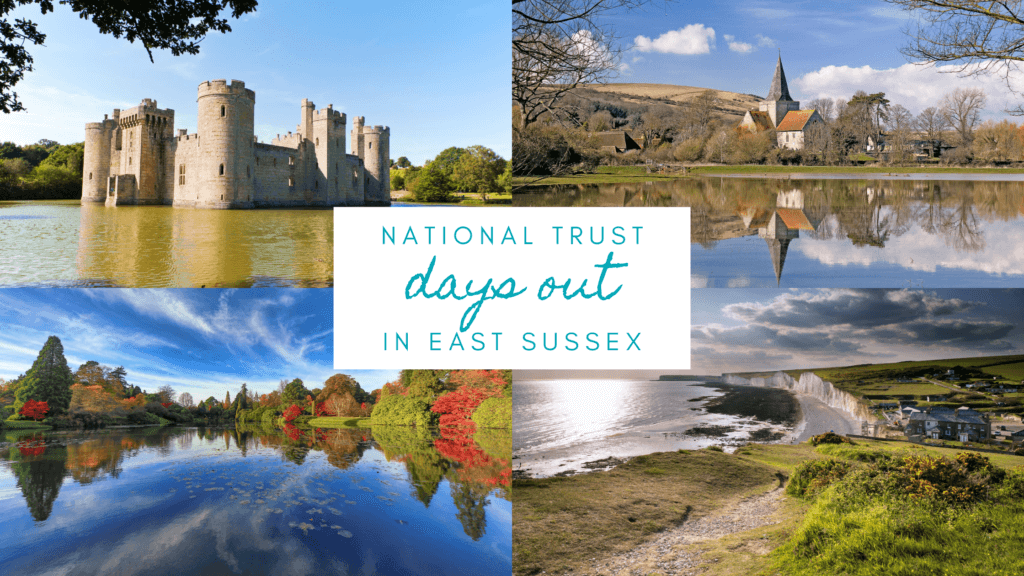 National Trust East Sussex day trips