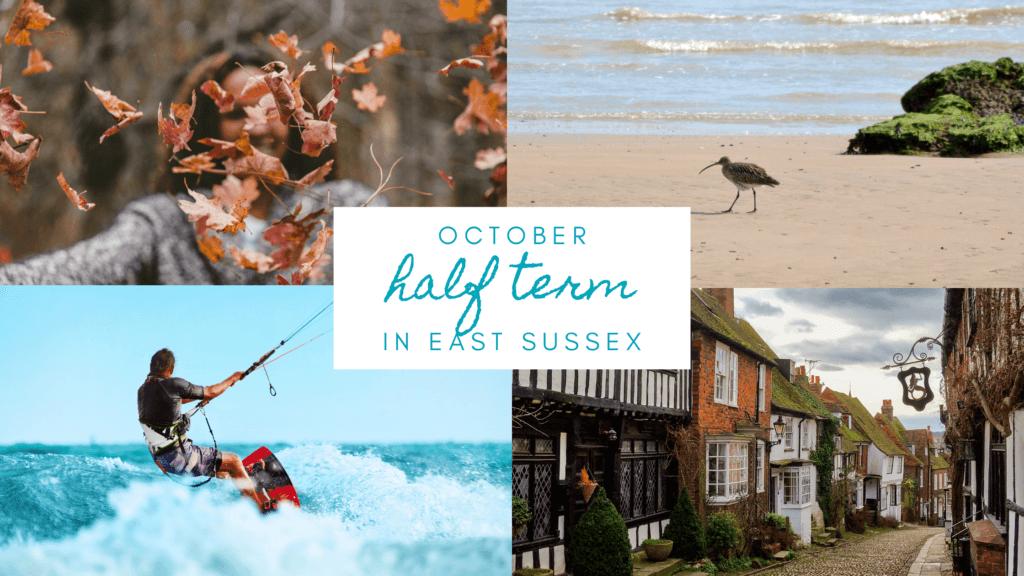 October half term breaks in East Sussex