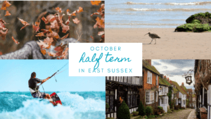 October half term breaks in East Sussex