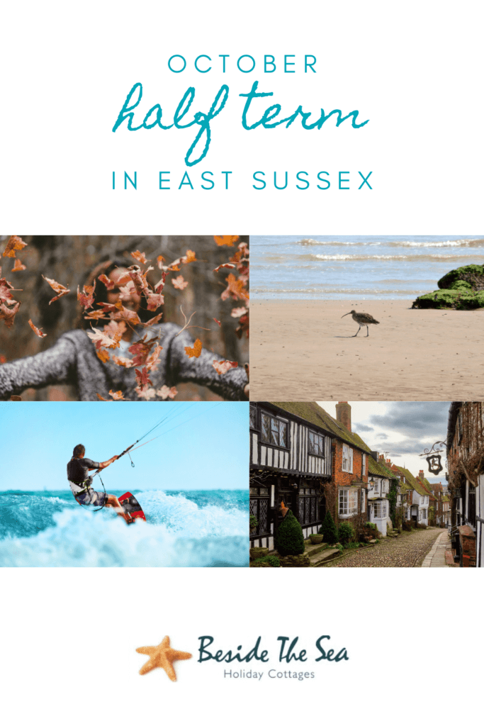 We can't wait to welcome you for your October half term breaks in East Sussex because there's so much to see, do and experience here. We have an affinity for days out in East Sussex, which is the perfect match for our expert local knowledge. After all, we live here all year round.