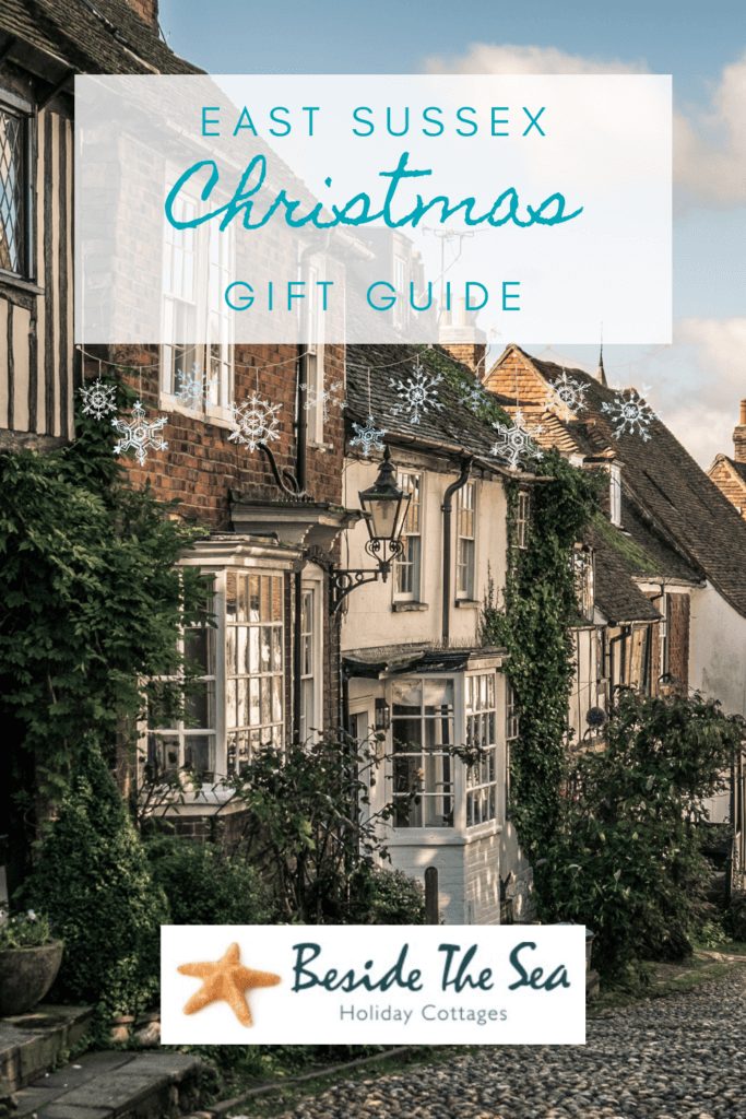 Our East Sussex Christmas Gift Guide captures gift ideas for all the family.