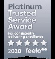 Platinum 2020 award image