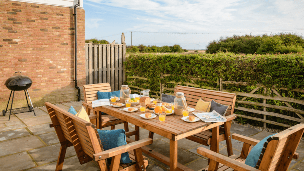 Large family accommodation for Camber getaways