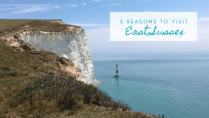 5 reasons to visit East Sussex