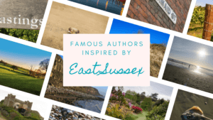 Famous authors inspired by East Sussex